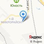 Теремок на карте Хабаровска