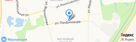 Экспресс Газета на карте Хабаровска