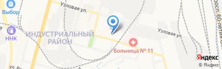 Higashi Parts на карте Хабаровска