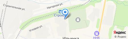 ТЭК Альянс на карте Ильинки