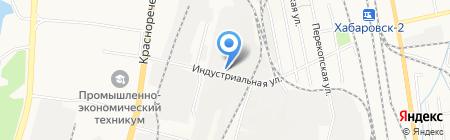 EZap.PRO на карте Хабаровска
