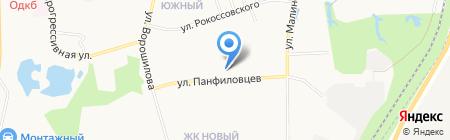 Новая Аптека на карте Хабаровска
