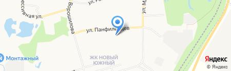 Твой доктор на карте Хабаровска