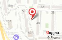 Схема проезда до компании Дело в Хабаровске