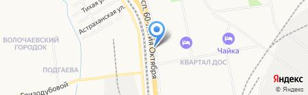 Стиль Групп на карте Хабаровска