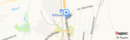 AutoFe на карте Хабаровска