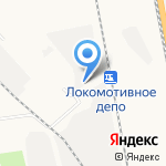 Термокон-Логистик на карте Хабаровска