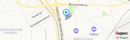 Киокусинкай каратэ на карте Хабаровска