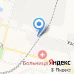 Транс Атлантис на карте Хабаровска