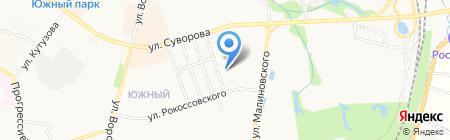 Минимаркет на карте Хабаровска