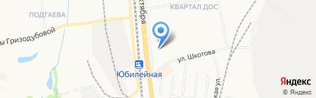 Репетитор на карте Хабаровска