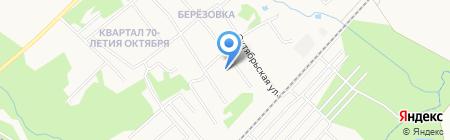Хабаровский дом-интернат для умственно отсталых детей на карте Хабаровска