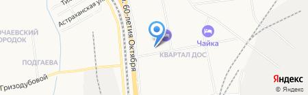 Первая помощь на карте Хабаровска