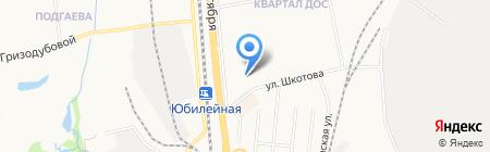 Отдел МВД России по Хабаровскому району на карте Хабаровска