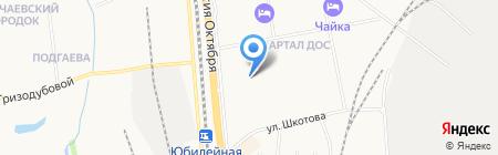 Аварийно-диспетчерская служба на карте Хабаровска