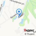БЕТОН-27 на карте Хабаровска