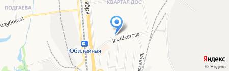 Сварка ДВ на карте Хабаровска