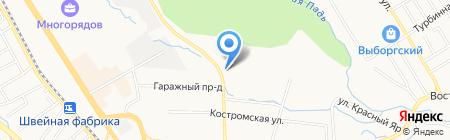 ТРИОКС на карте Хабаровска