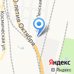 Русская Грузовая Компания на карте Хабаровска
