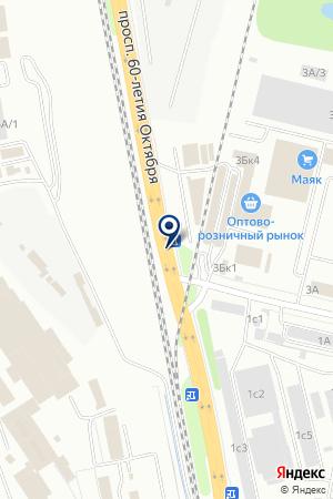 АЗС № 14 ТОРГОВАЯ КОМПАНИЯ ХАБАРОВСКНЕФТЕПРОДУКТ на карте Хабаровска