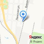 Транс Трейд ДВ на карте Хабаровска