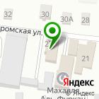 Местоположение компании Гидростройпроект