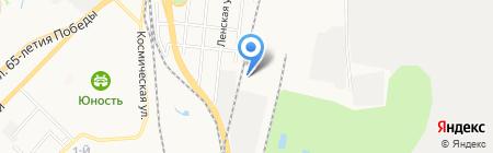 Новый Пол на карте Хабаровска
