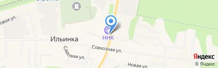Приморский кондитер на карте Ильинки