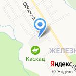 Адвектор Транс на карте Хабаровска