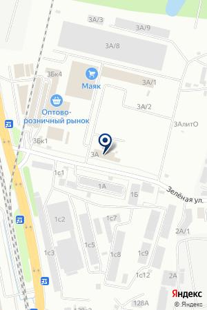 ЭКСКАВАТОР - ДВ на карте Хабаровска