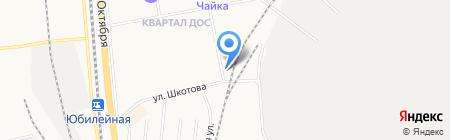 Невада Алко на карте Хабаровска