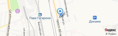 Городская аптека на карте Хабаровска