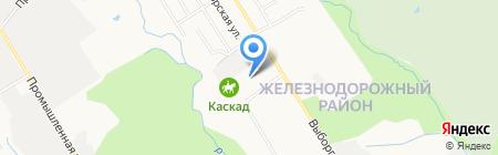 Тёплые окна на карте Хабаровска