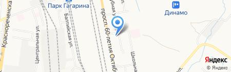 Бум на карте Хабаровска