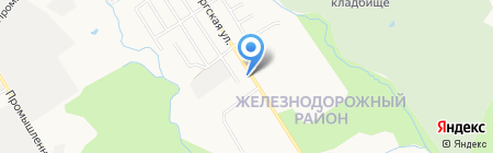 АвангардАвто27 на карте Хабаровска