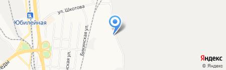 Система на карте Хабаровска
