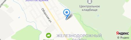 Сундучок27 на карте Хабаровска