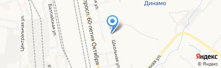 Отделение почтовой связи №32 на карте Хабаровска