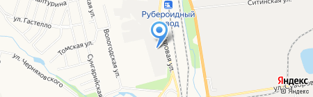 ПолиНафт на карте Хабаровска