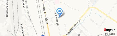 Логистик на карте Хабаровска