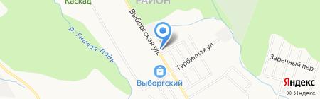 Механик на карте Хабаровска