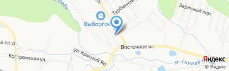 АвтоЭлектроСервис на карте Хабаровска