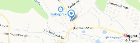Ксенон Центр на карте Хабаровска