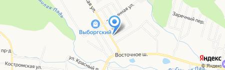 Ням-ням на карте Хабаровска