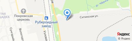 Garant-Auto на карте Хабаровска