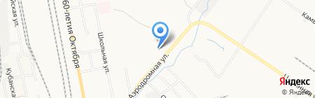 AquaStok на карте Хабаровска