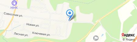 Строитель садовод на карте Ильинки