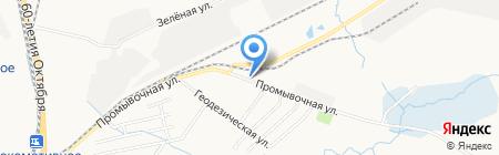 Стройтехника на карте Хабаровска