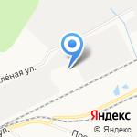БИК на карте Хабаровска