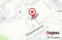 Схема проезда до компании Экопартнёр в Хабаровске